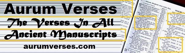 Aurum Verses